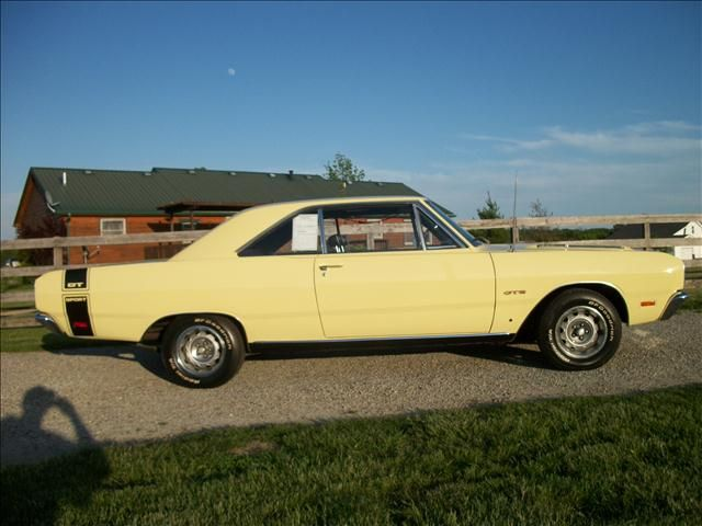 1969 Dodge Dart 440 Gts Here Is 1 Of 640 M Code 440 Dart Gts