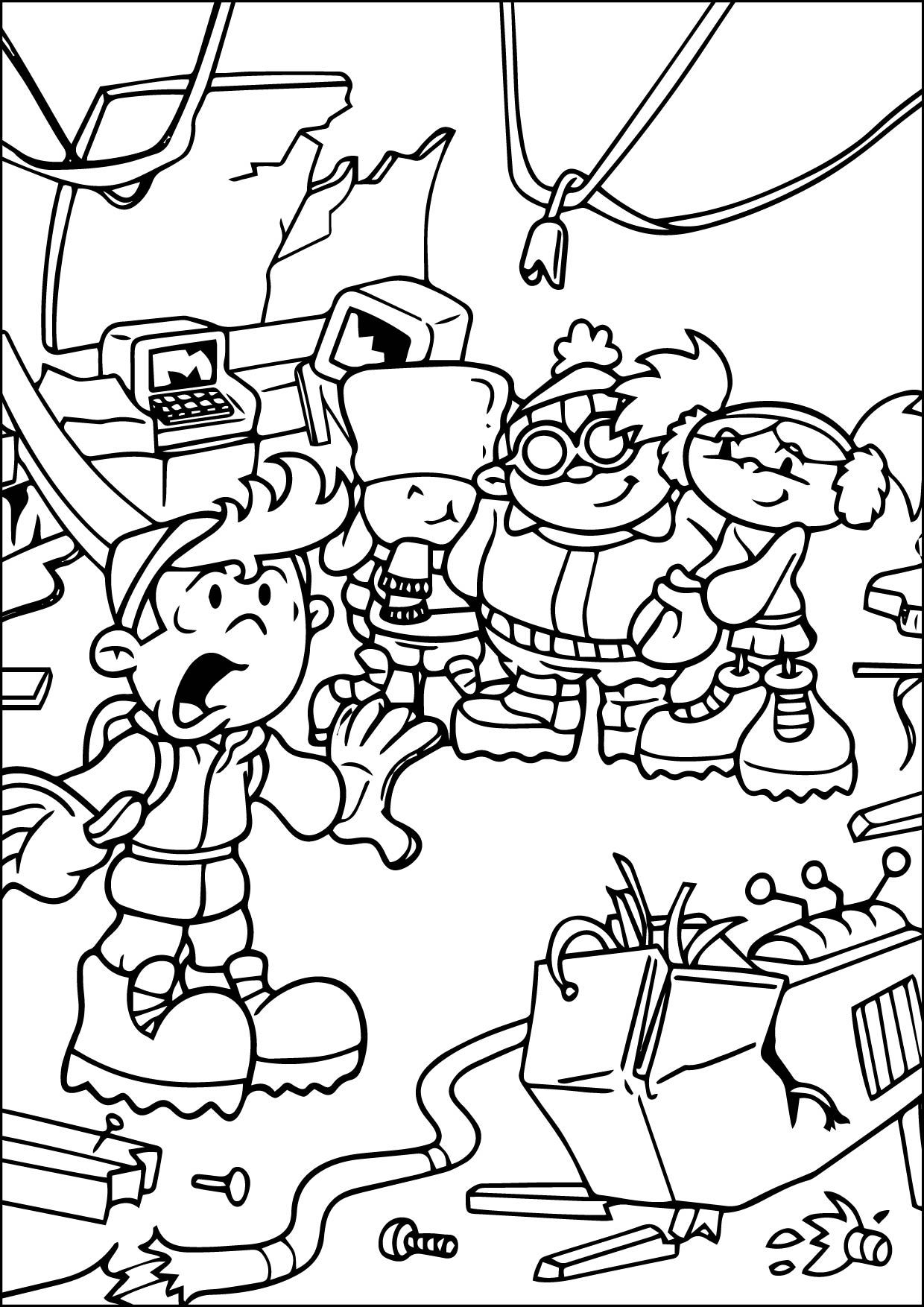 Cool coloring page check more at