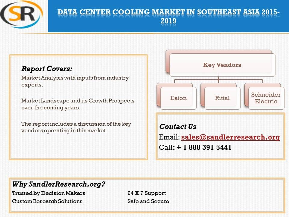 Data Center Cooling Market In Southeast Asia Complete Report