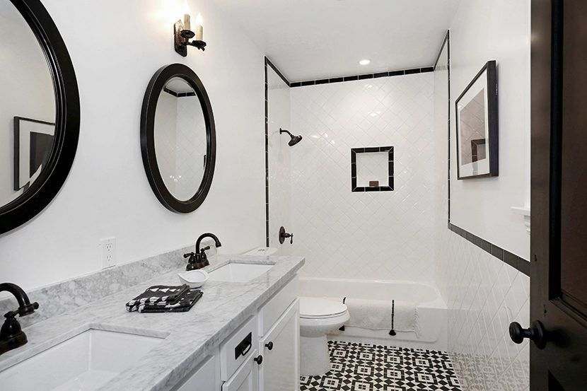 Great $200k Spanish Revival Mess In Franklin Hills Remade Into $929k Showstopper