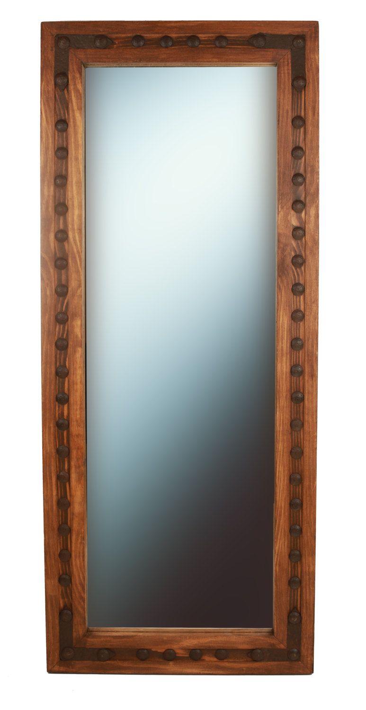 Los Olmos Iii Rustic Mirror 30x36 Inches Handmade Natural Tone Rustic Hardware Wall Mirror Spanish Western In 2020 Rustic Mirrors Rustic Hardware Mirror [ 1500 x 773 Pixel ]
