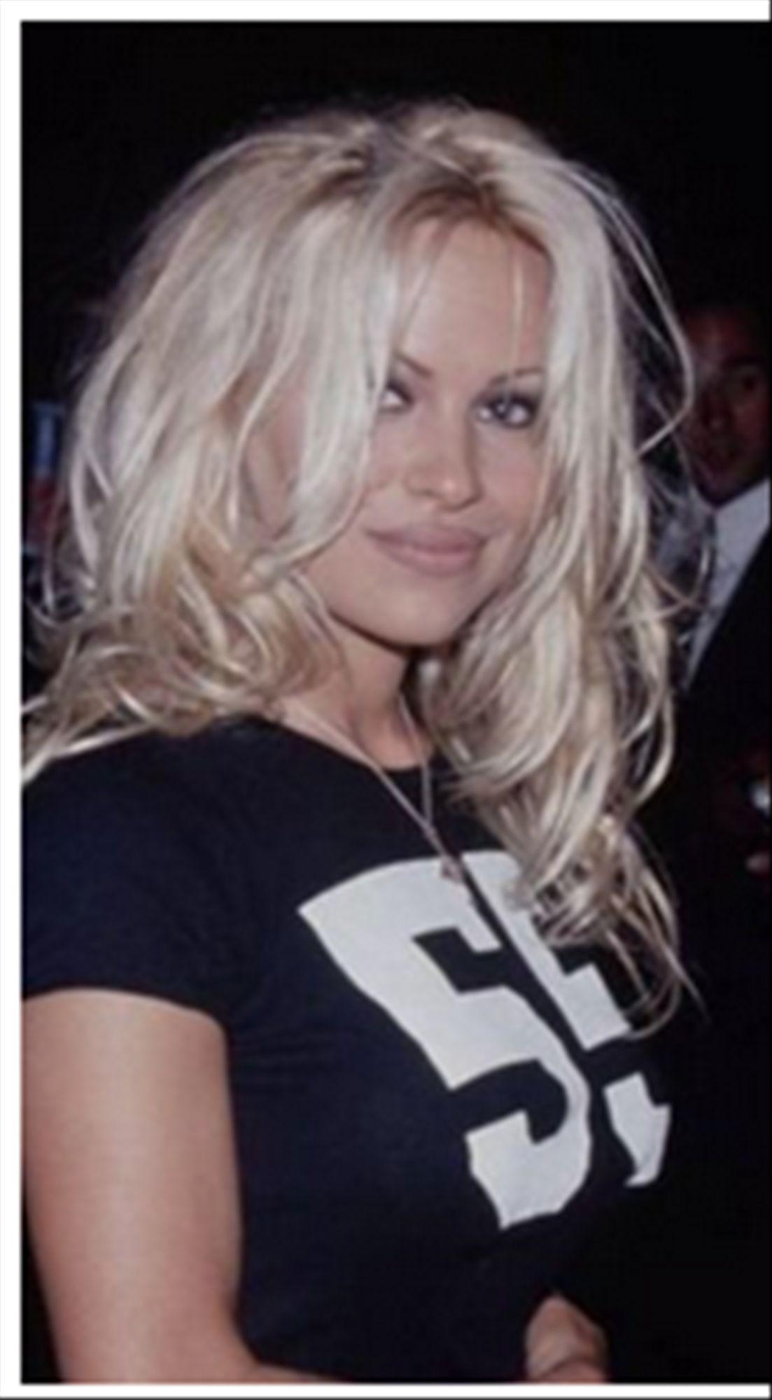 Pamela Anderson born July 1, 1967 (age 51)