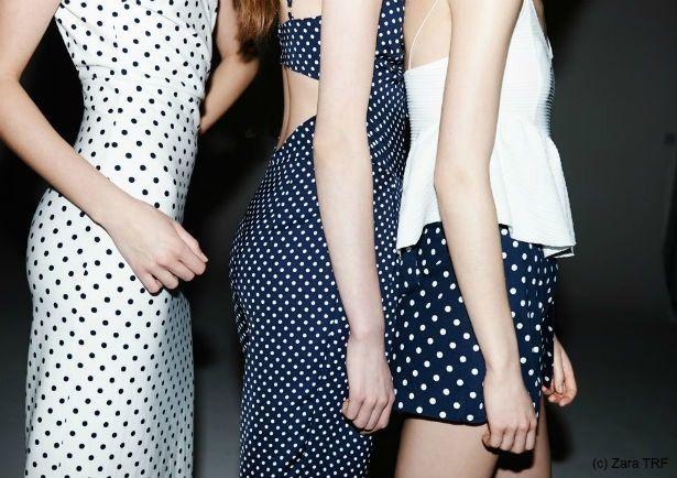 Zara TRF nos presenta su propuesta para esta primavera-verano 2014.
