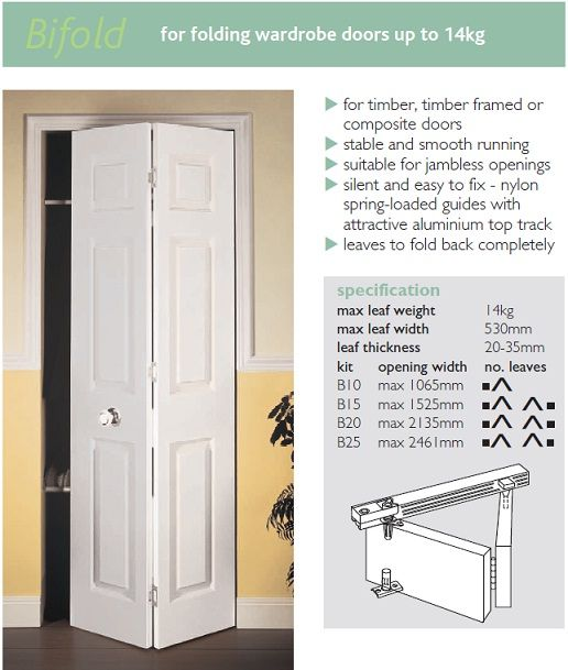 Bi Folding Door. This Is The Answer To Our Bathroom! Itu0027s So Small Part 76