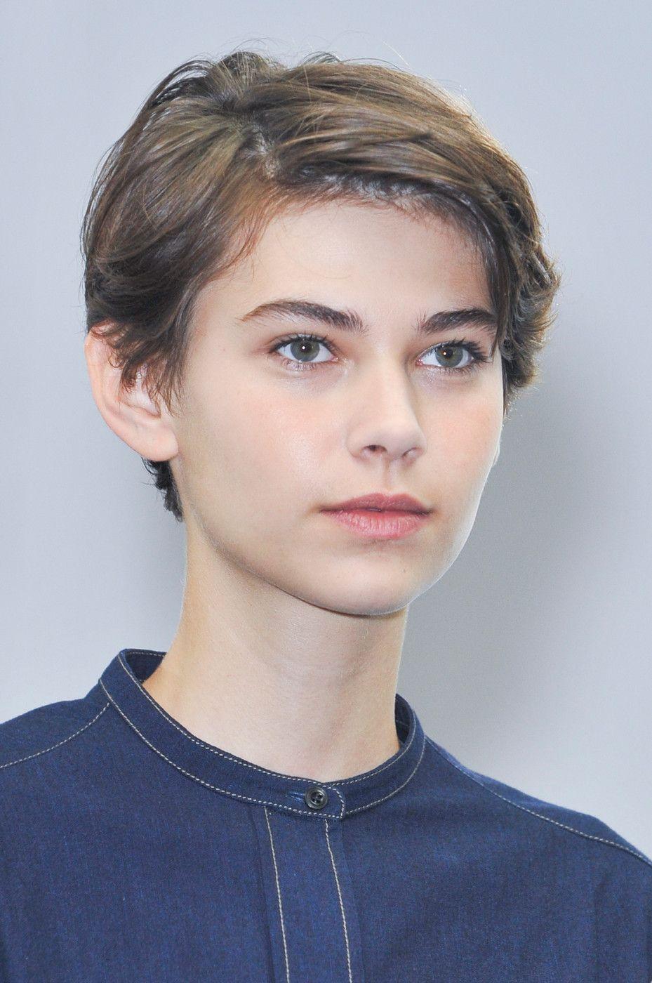 Amra Cerkezovic Short Summer Hair Short Hair Styles Hair Styles