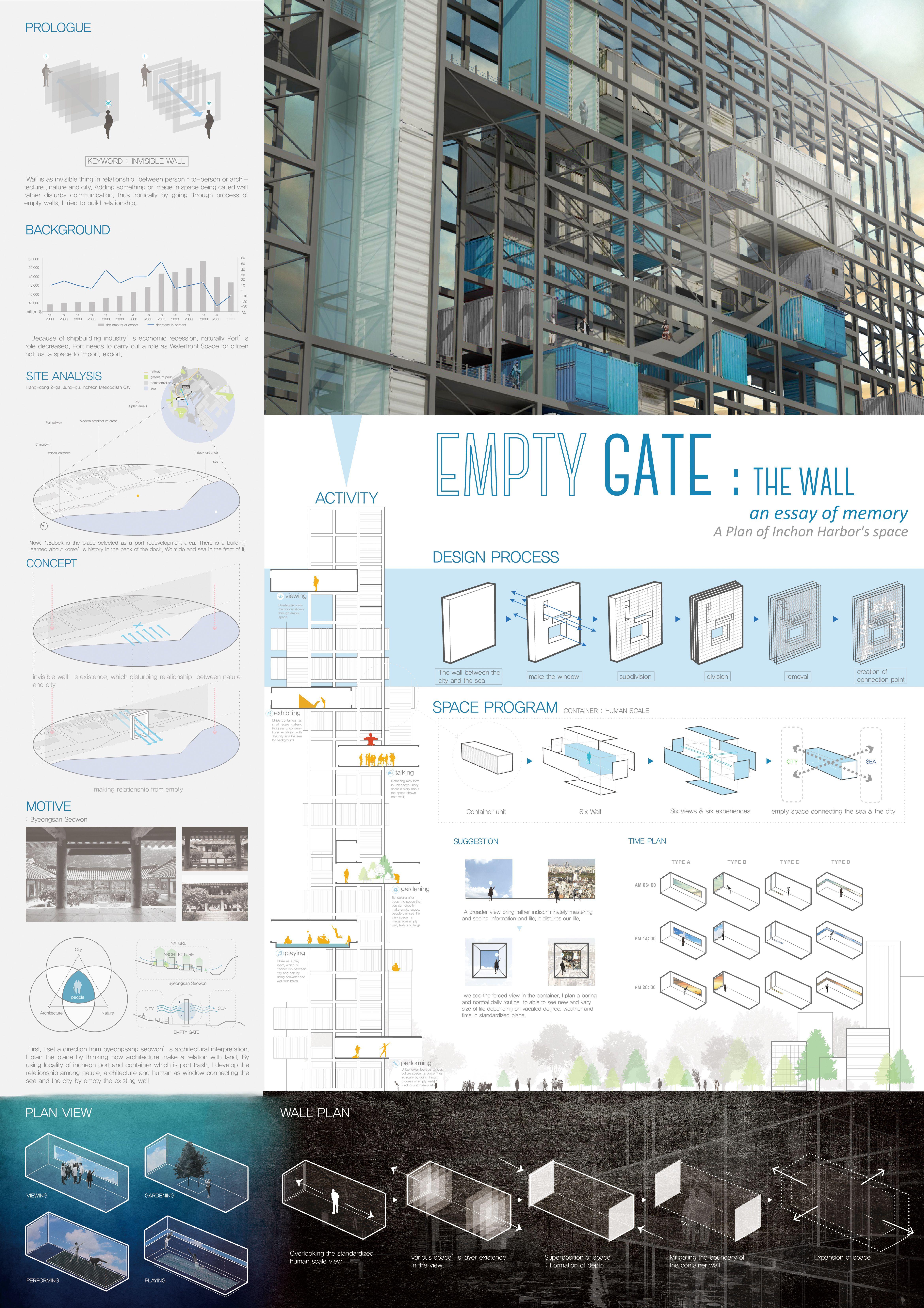 동양대학교 이준수 (sasaki syu) architecture panel
