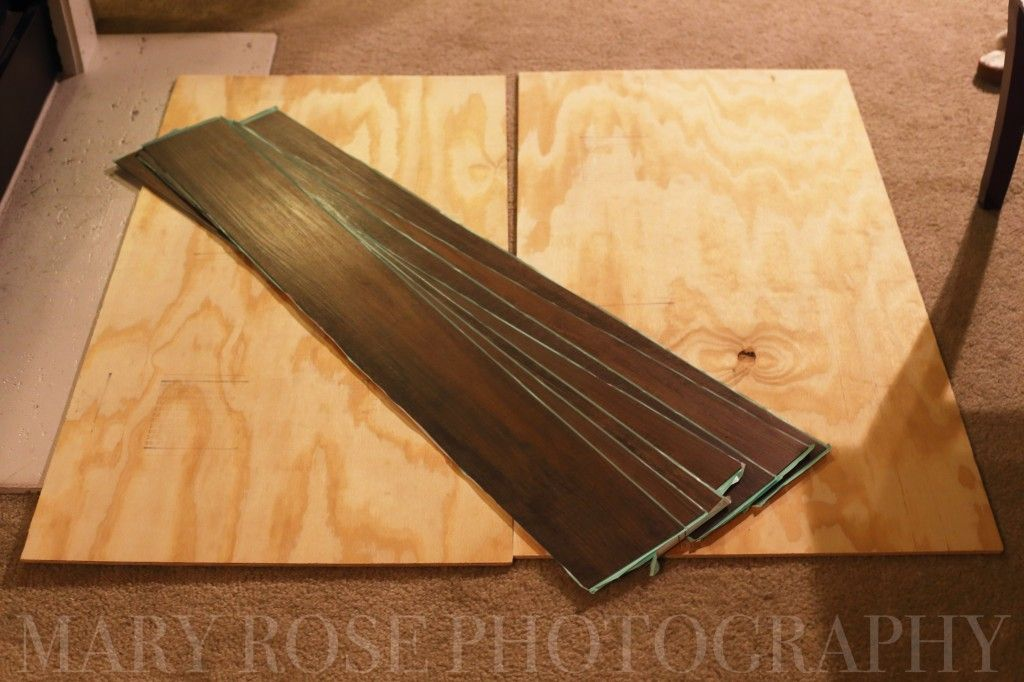 peel and stick vinyl wood plank flooring faux wood floor photo prop mary rose photography. Black Bedroom Furniture Sets. Home Design Ideas