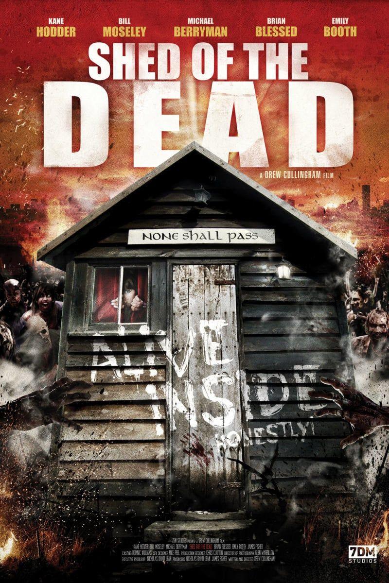 Ver~»HD  - Shed of the Dead [2017] Película Completa Gratis Online