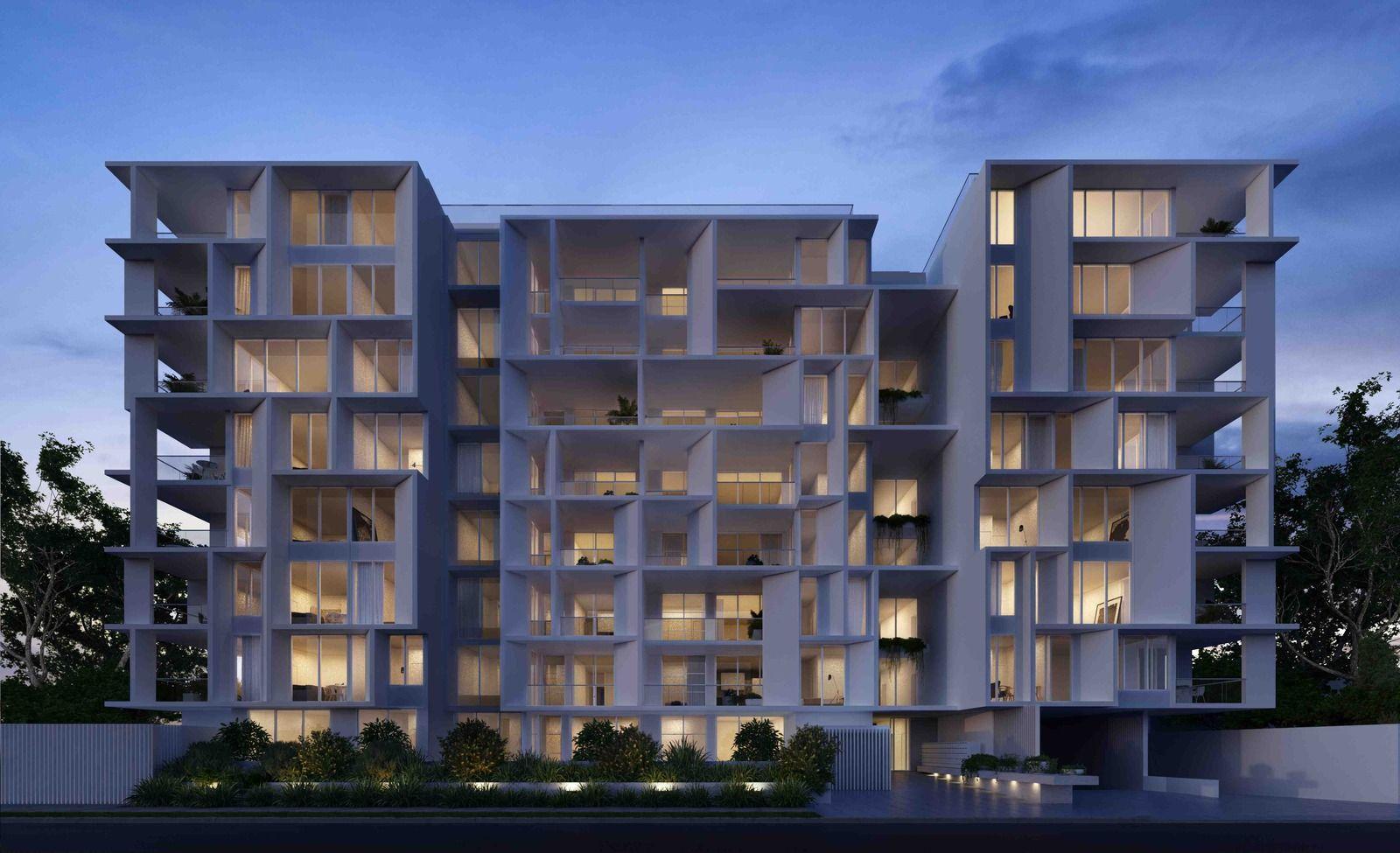 Highline Bank Street West End Brisbane - Noel Robinson Architects