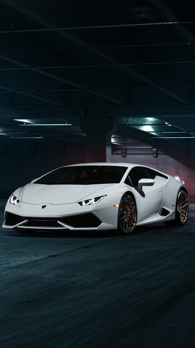 Lamborghini Huracan Hd Wallpaper For Iphone With Images