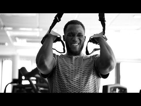 Romelu Lukaku and Nike Training Present: Inner Strength