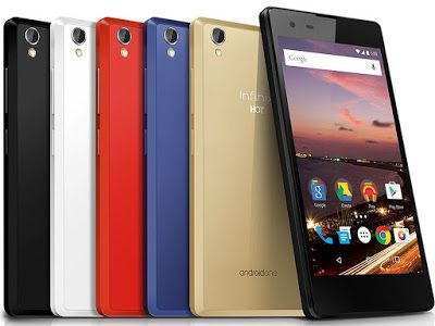 Phone Comparison - Infinix Hot 2 (X510) Vs Tecno C5 and