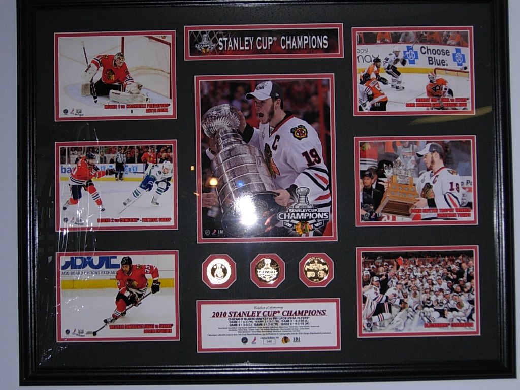 Stanley Cup collage
