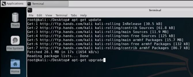 Get Started With Ethical Hacking Using Kali Linux and Raspberry Pi   - Linux raspberry pi -