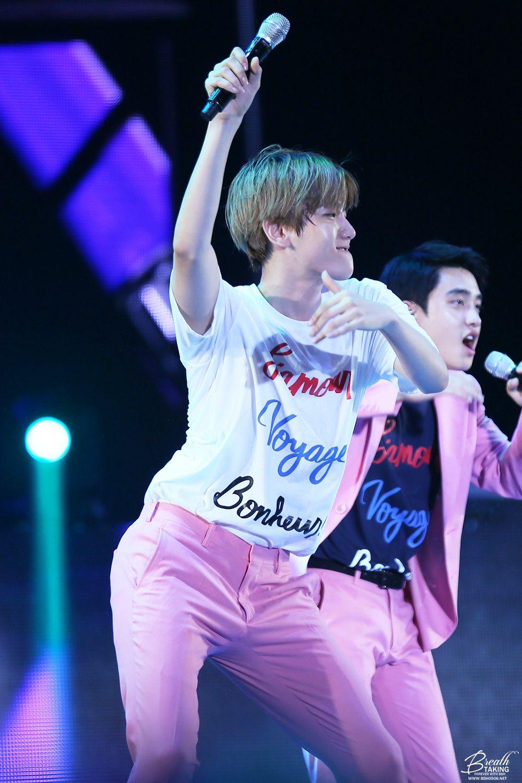 Baekhyun - 150723 Lovely Young Concert