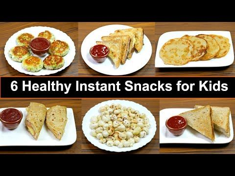 Photo of और Instant and healthy breakfast for small children's hunger. 6 Health …