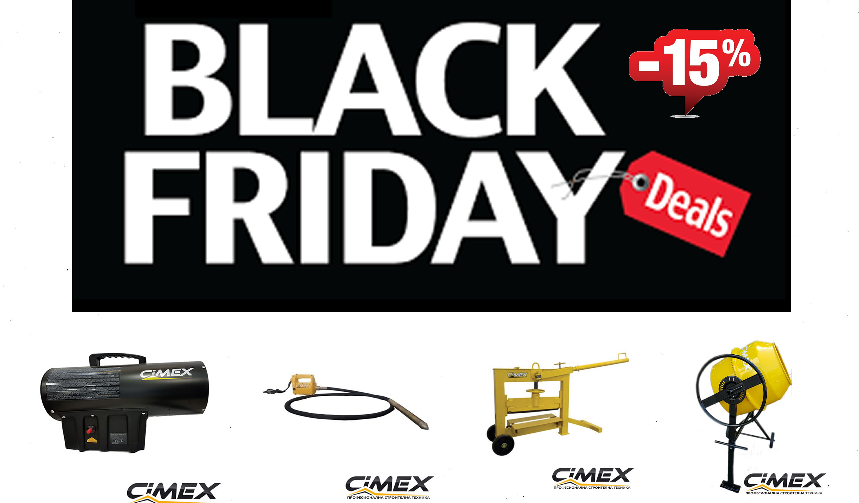Black Friday Flyer — PSD black friday flyer