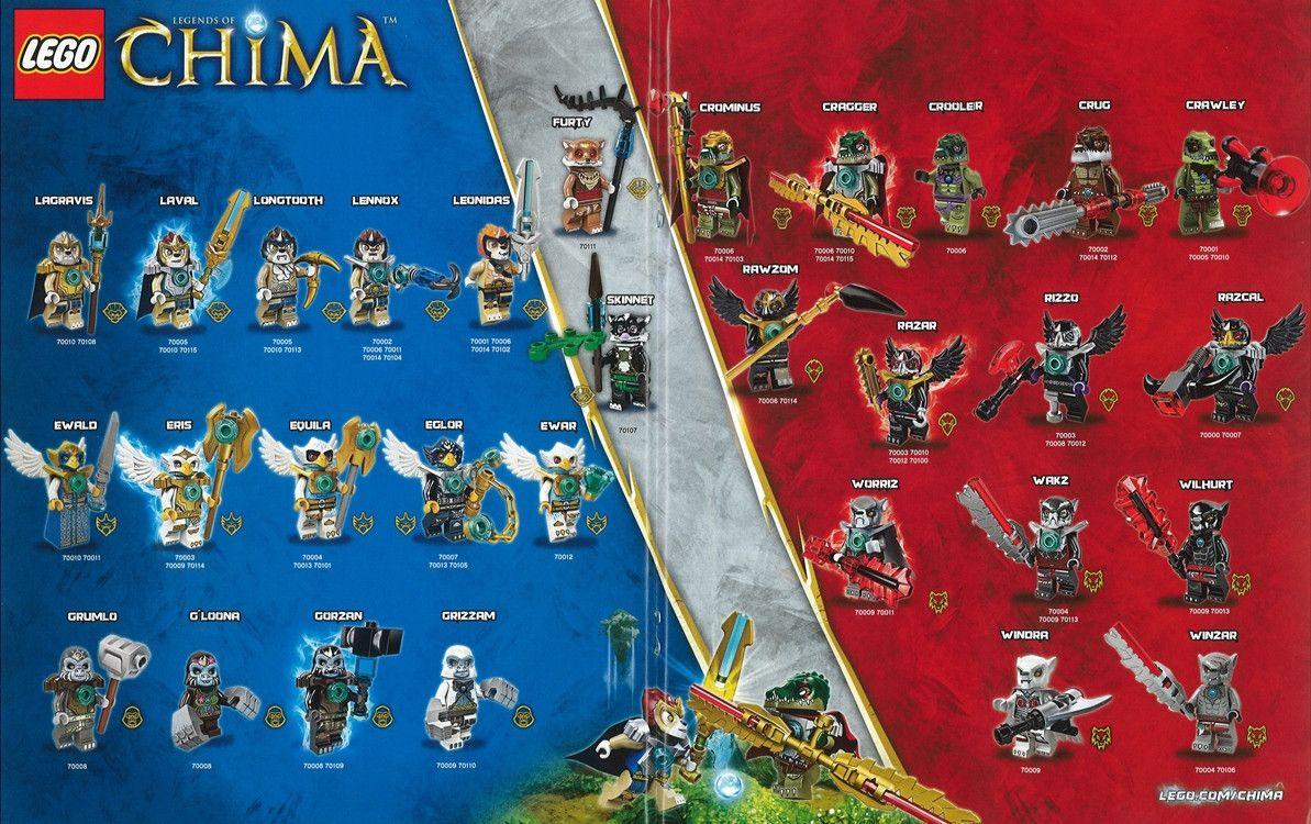 Lego Chima Characters Google Search Lego Lego Chima Lego Marvel
