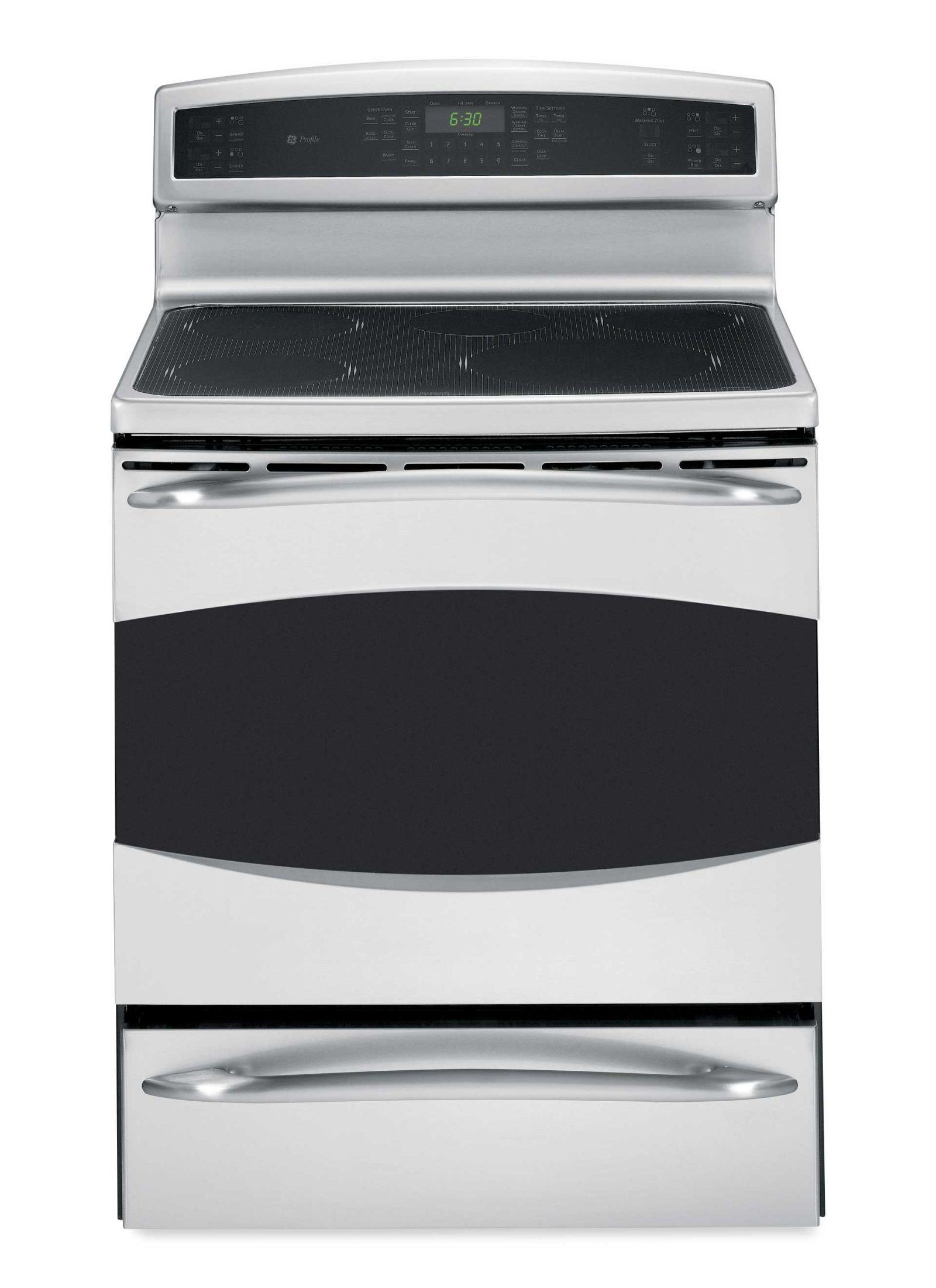 Ge Profile Phb9255p3ss Induction Range Induction Range Cooking