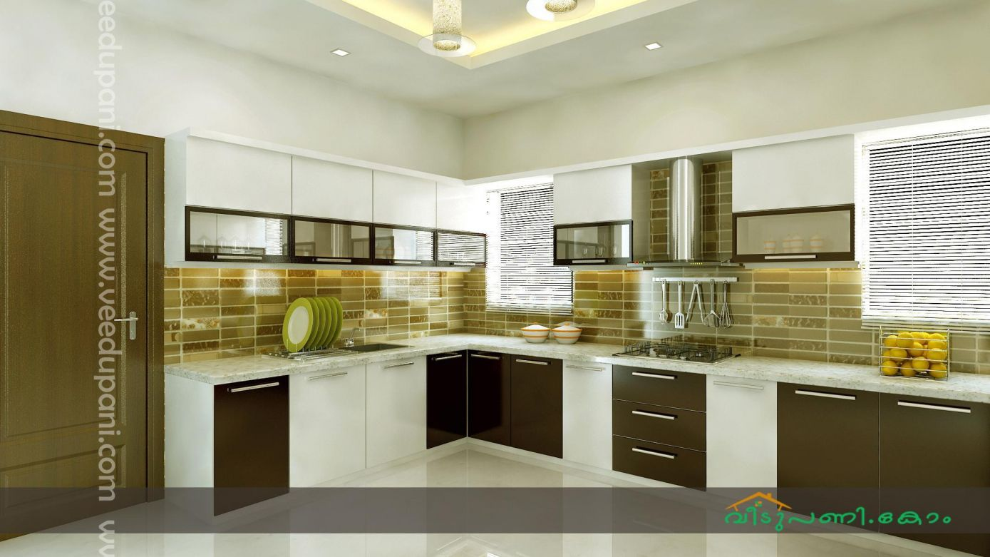 Best 50 Modern Kitchen Cabinets In Kerala Best Interior Wall 400 x 300