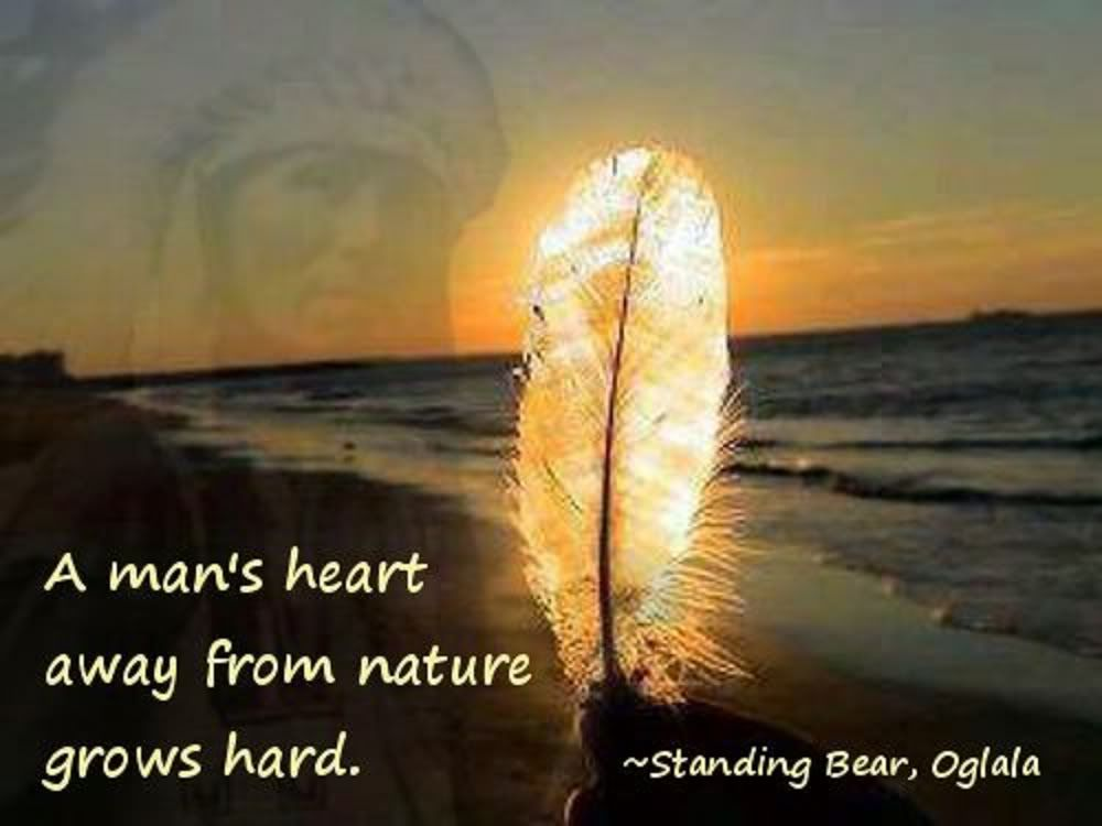 Native American Environment Quotes Related Keywords ...