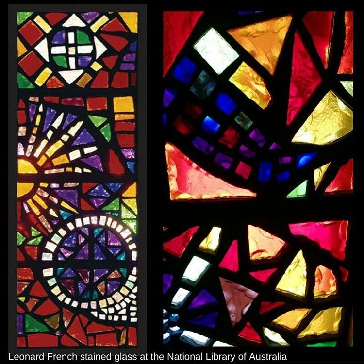 Yes Yesterday S Guesstheglassartist Was A Detail From Painter