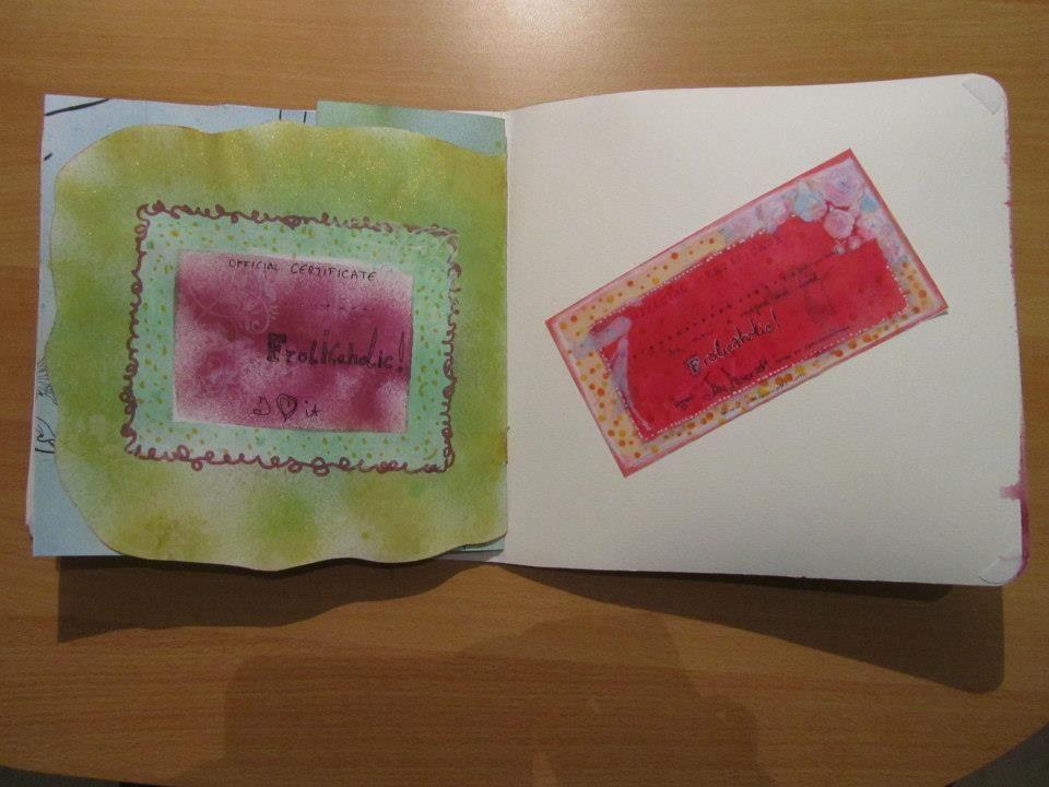 "Album ""Frohlicaholic"" Seite 9"