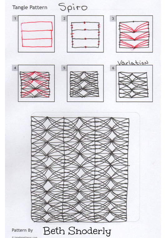 How to draw SPIRO « TanglePatterns.com