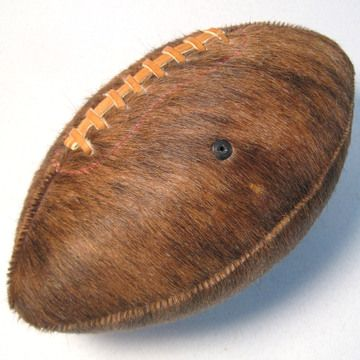 Bruno Football by Leather Head Sports for Fast Company $150