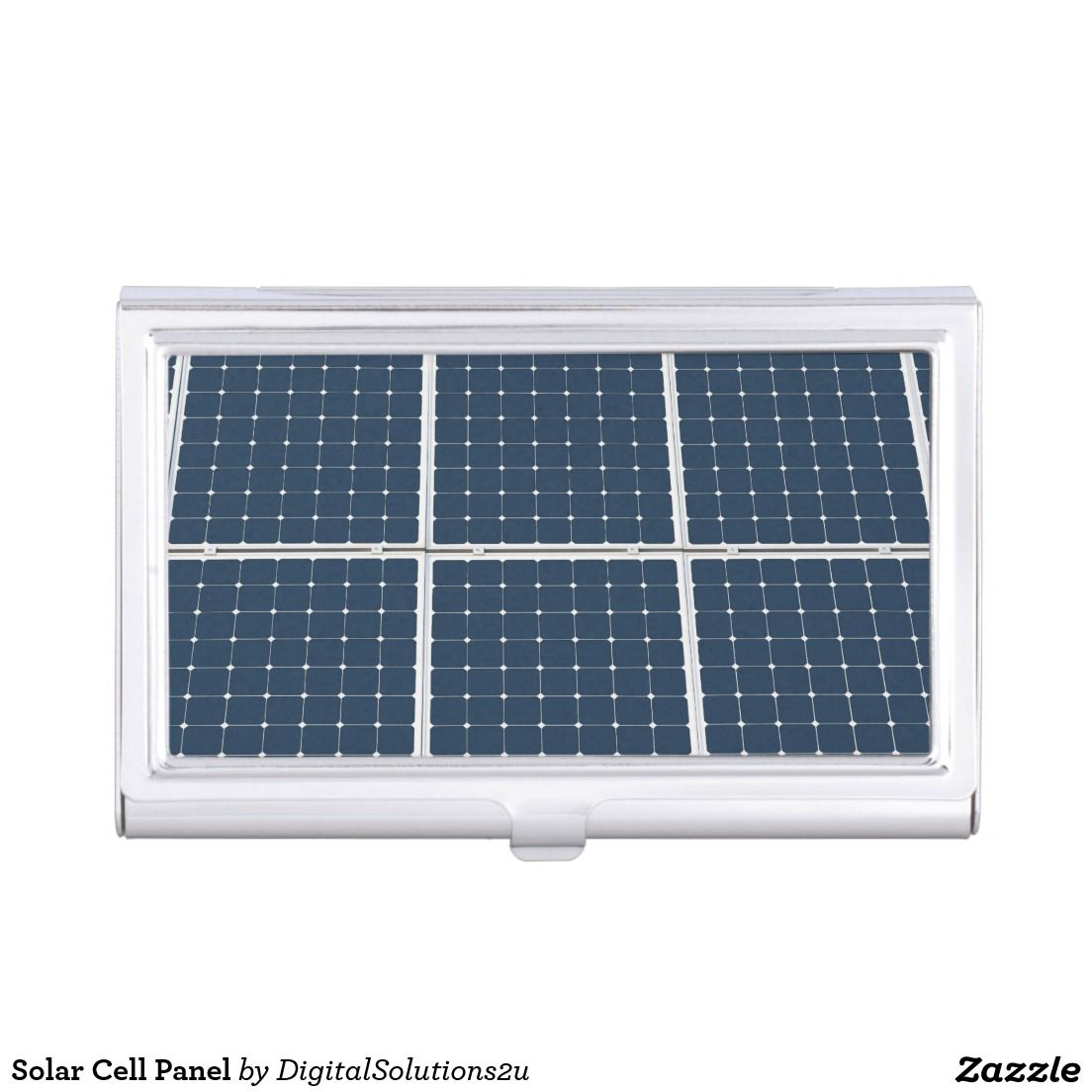 Image Of A Solar Power Panel Funny Business Card Case Zazzle Com Solar Power House Solar Panels Solar