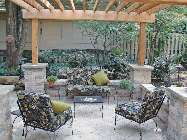 Creating Outdoor Spaces outdoor living spaces on a budget reviews | back patio ideas