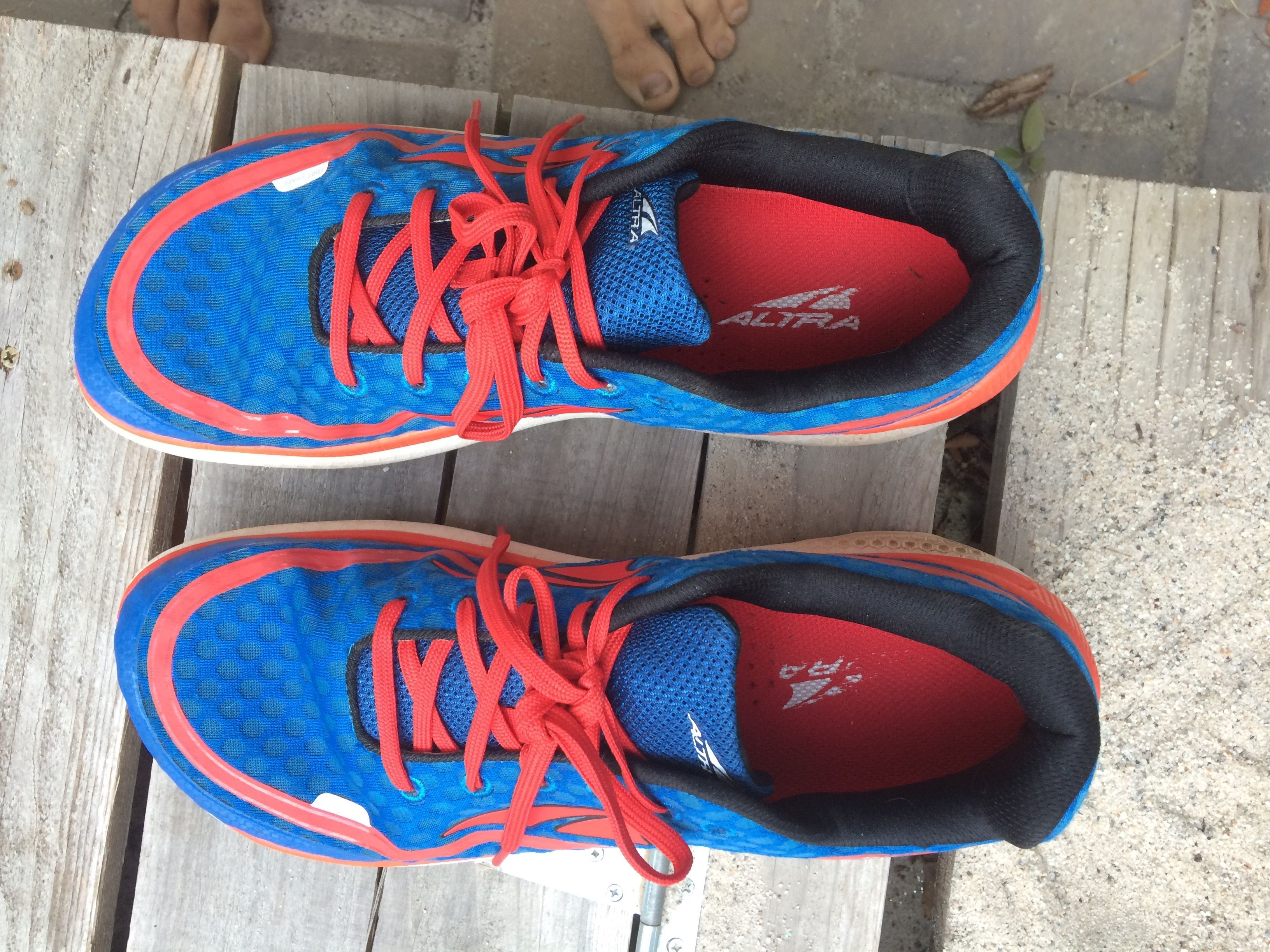Altra Paradigm 1 5 Shoe Review Running Shoes Running