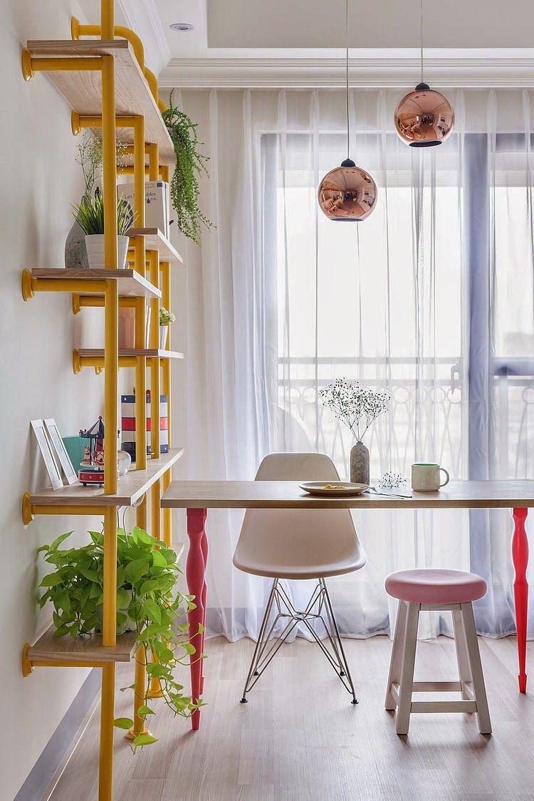 Un appartamento di fiaba interior home estantes de for Appartamento design industriale