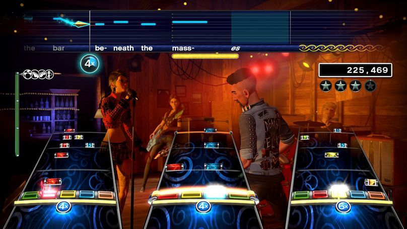 Rock Band 4 For Pc Fails To Get Crowdfunded Rock Band 4 Rock
