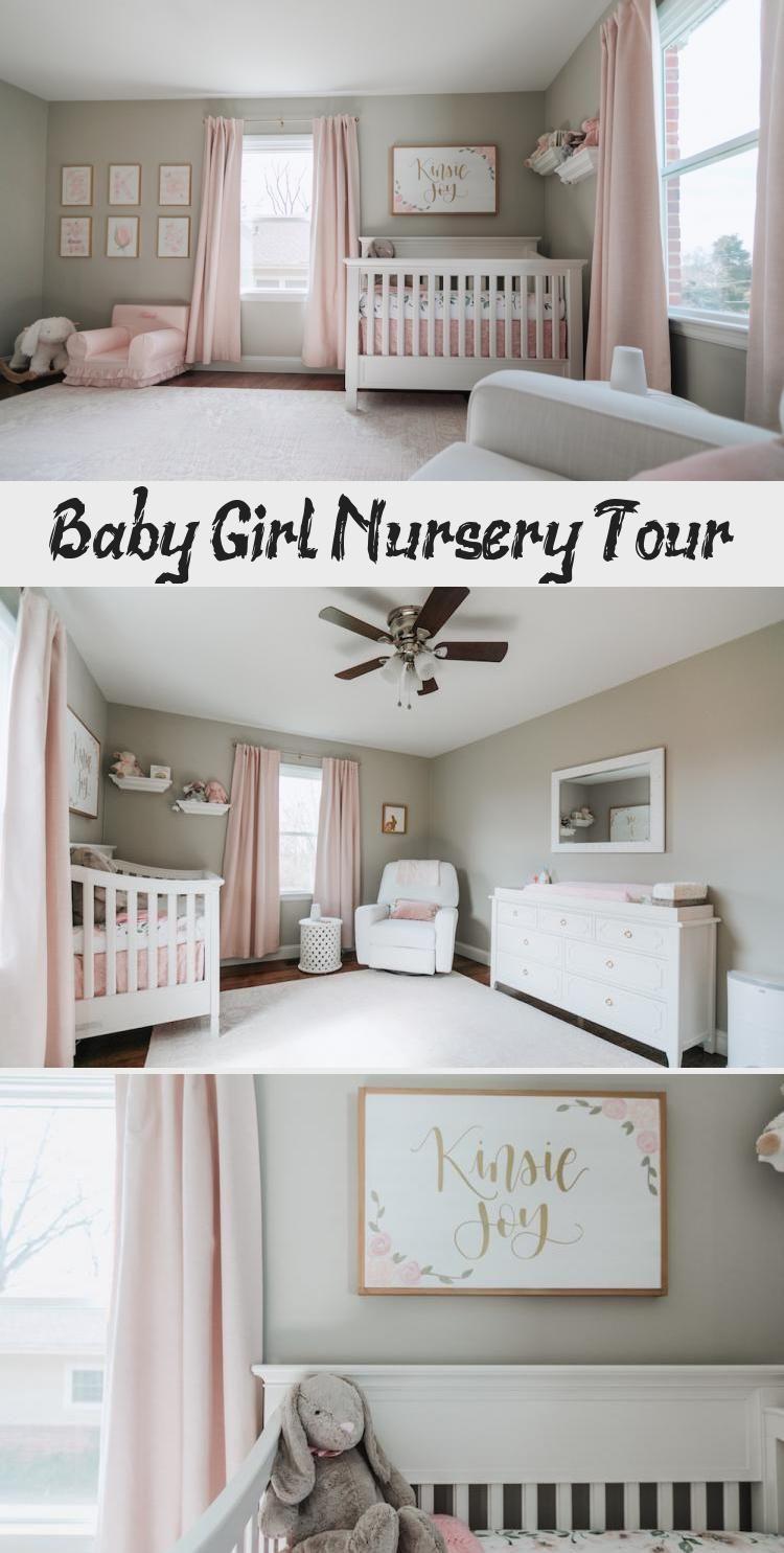 Pin By Paulina Szubert On Dziecięce Sypialnie In 2020   Green Baby Room, Baby Girls Nursery, Baby Girl Room Decor