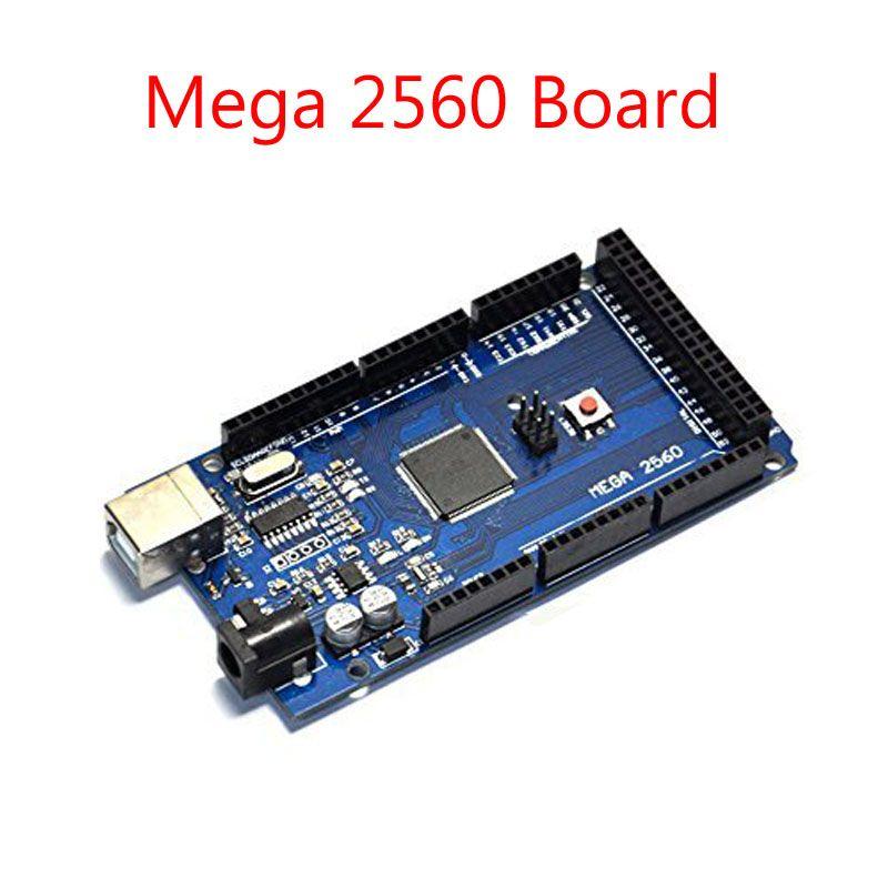 메가 2560 R3 Mega2560 REV3 (ATmega2560-16AU CH340G) 보드 않고 USB 케이블 호환 아두