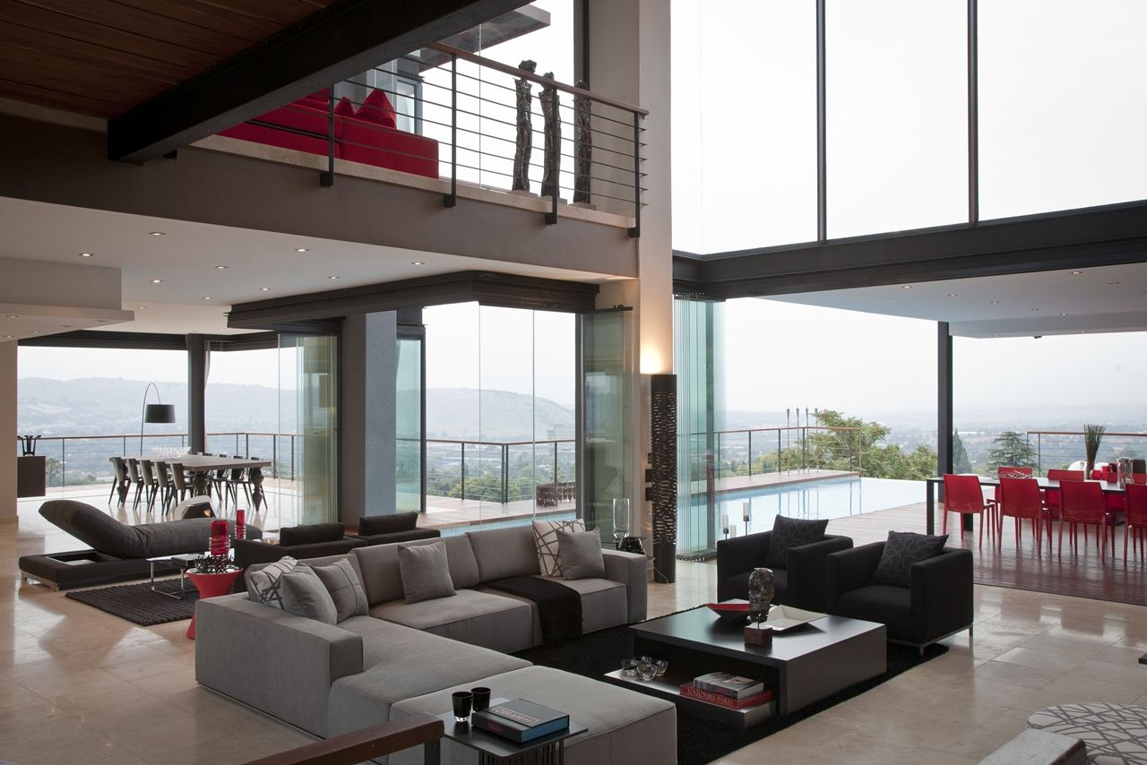 Lam House Living Room By Nico Van Der Meulen Architects