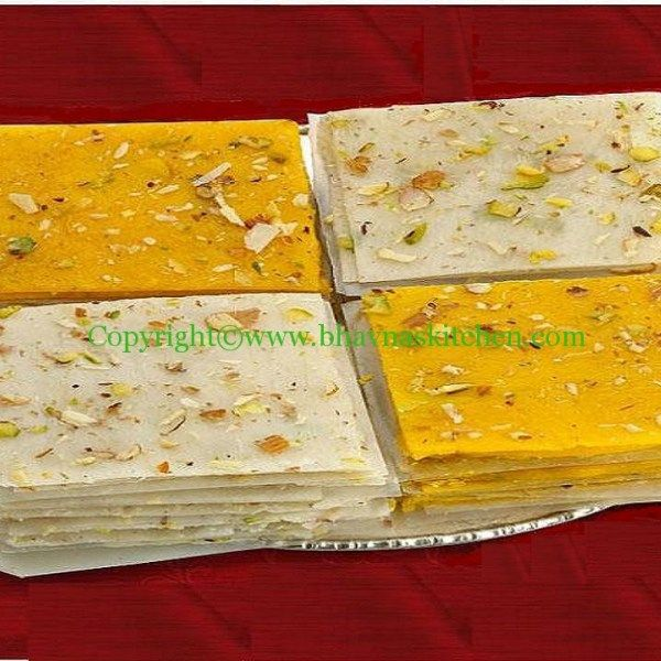 bombay ice halwa bhavna s kitchen in 2019 bhavna s kitchen clarified butter ghee indian sweets on hebbar s kitchen halwa id=63209