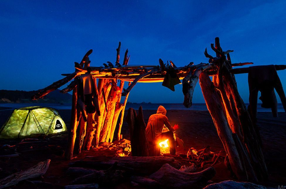 The Two Man Tent - Green Camo #poler #polerstuff #campvibes