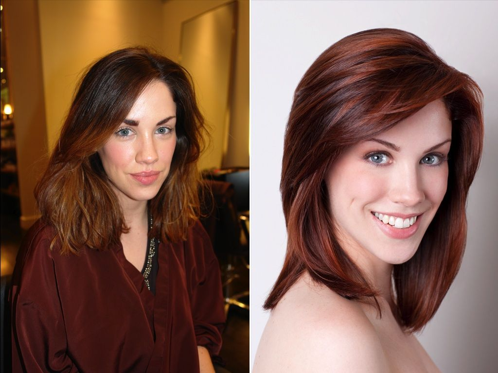 Before & After by Eva Scrivo