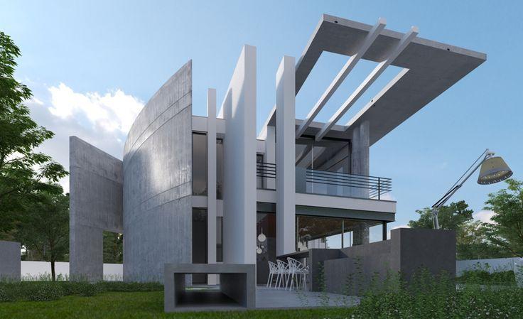 BVN Architecture Designed The Elysium 169 House In Noosa, Queensland,  Australia. | | Architecture | | Pinterest | Architecture Design,  Architecture And ...