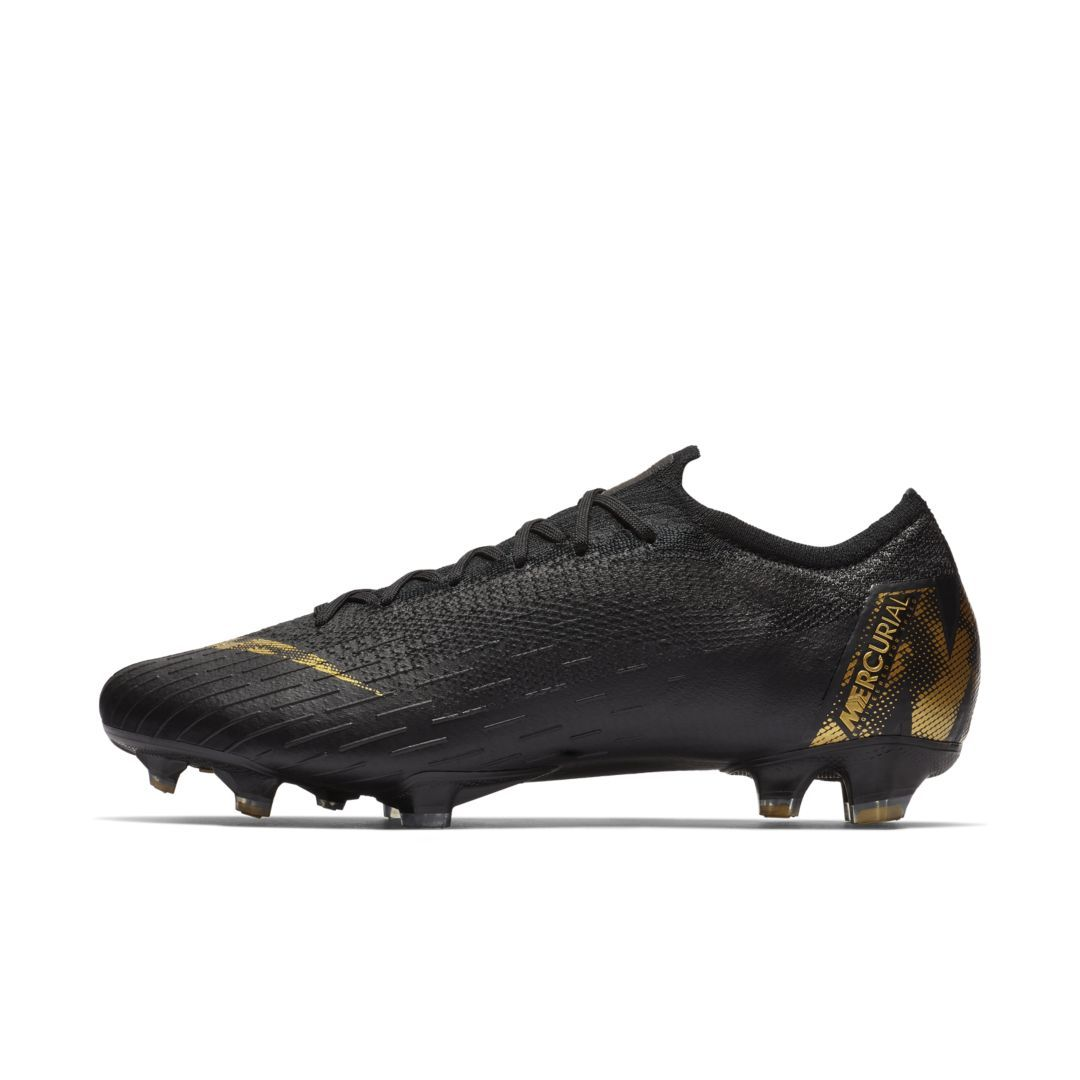 3c4b85bd22e Nike Mercurial Vapor 360 Elite Firm-Ground Soccer Cleat Size 11.5 (Black)