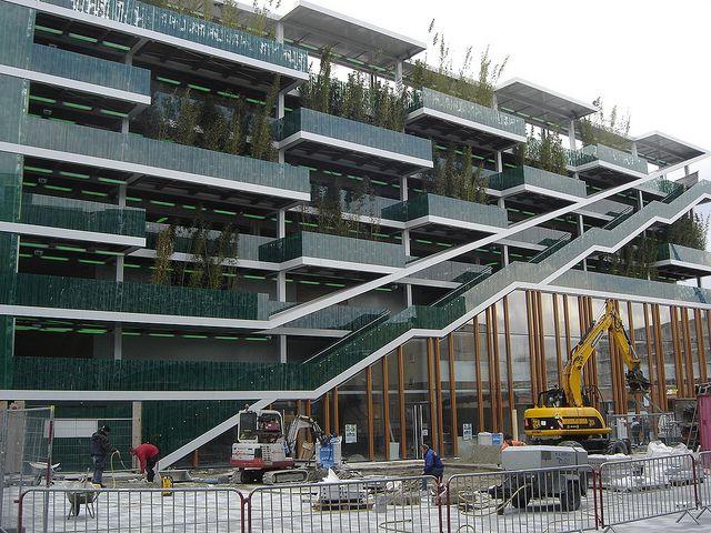 Nieuwegein: New Parking Garage