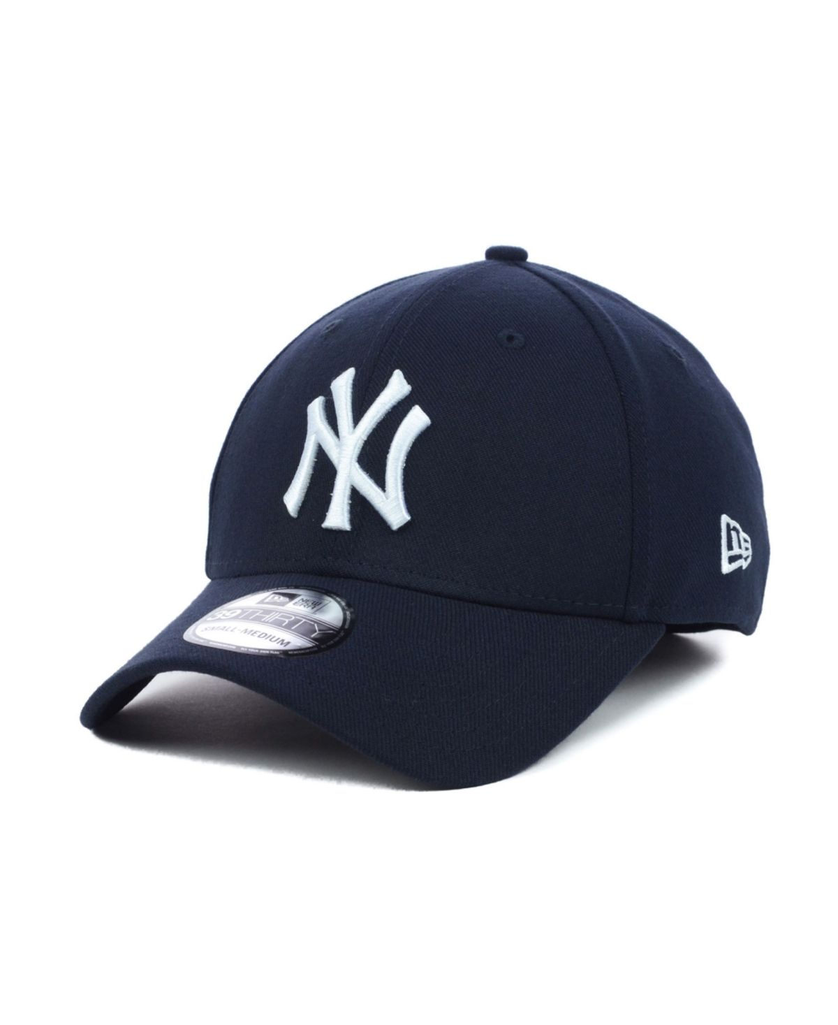 New Era New York Yankees Mlb Team Classic 39thirty Stretch Fitted Cap Reviews Sports Fan Shop By Lids Men Macy S Yankees Hat Hats For Men Yankee Hat