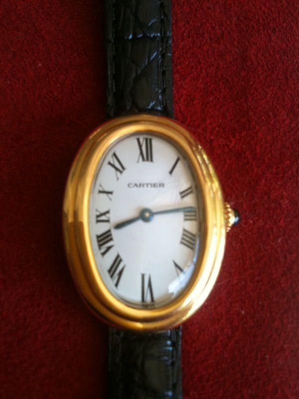cartier baignoire yellow gold watch please call us for more information at william harold. Black Bedroom Furniture Sets. Home Design Ideas
