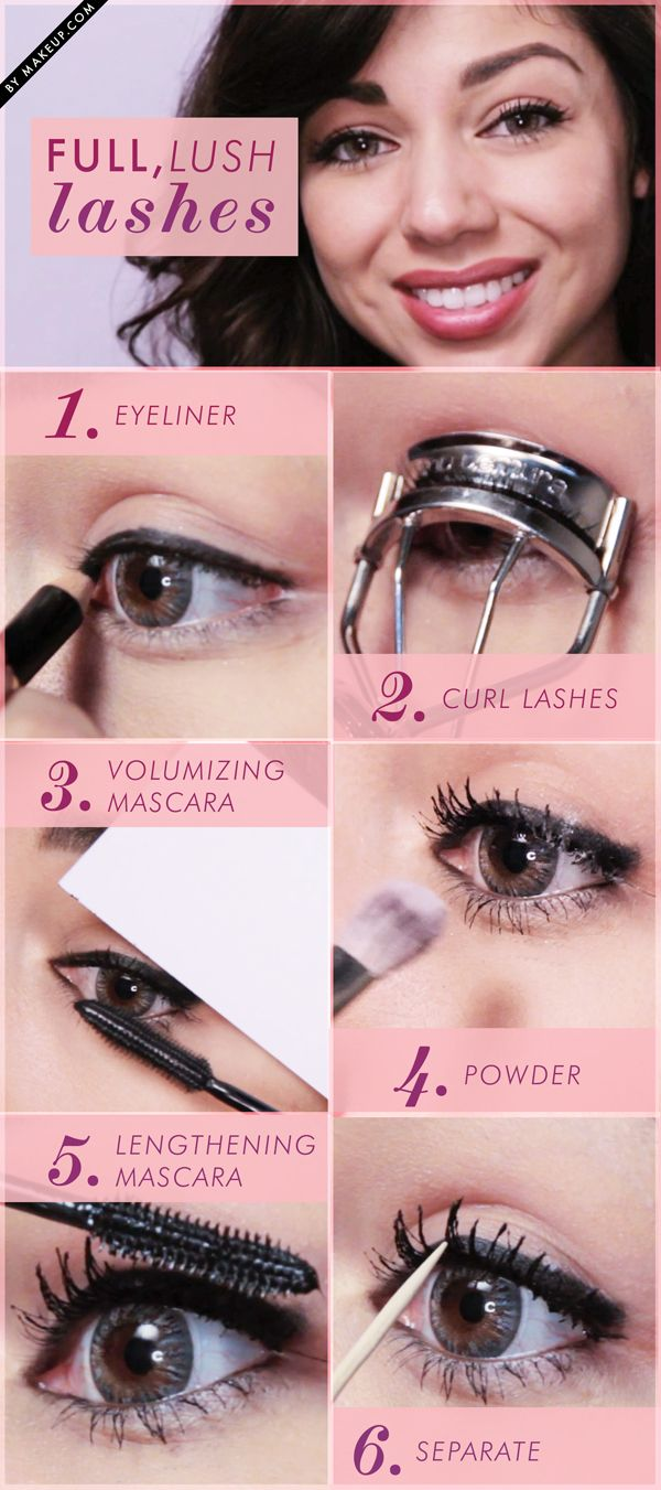 eyelash curler results. full, lush lashes without falsies \u2013 all you need is mascara, an eyelash curler and loose powder. watch the video to see how takes her new heights. results