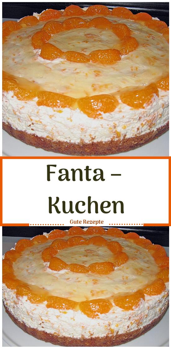 Fanta – Kuchen