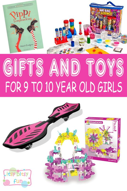 Best Gifts For 9 Year Old Girls Lots Of Ideas 9th Birthday Christmas And To 10 Olds