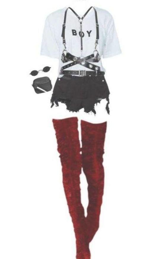Fashion style edgy classy clothes 37+ Ideas #fashion