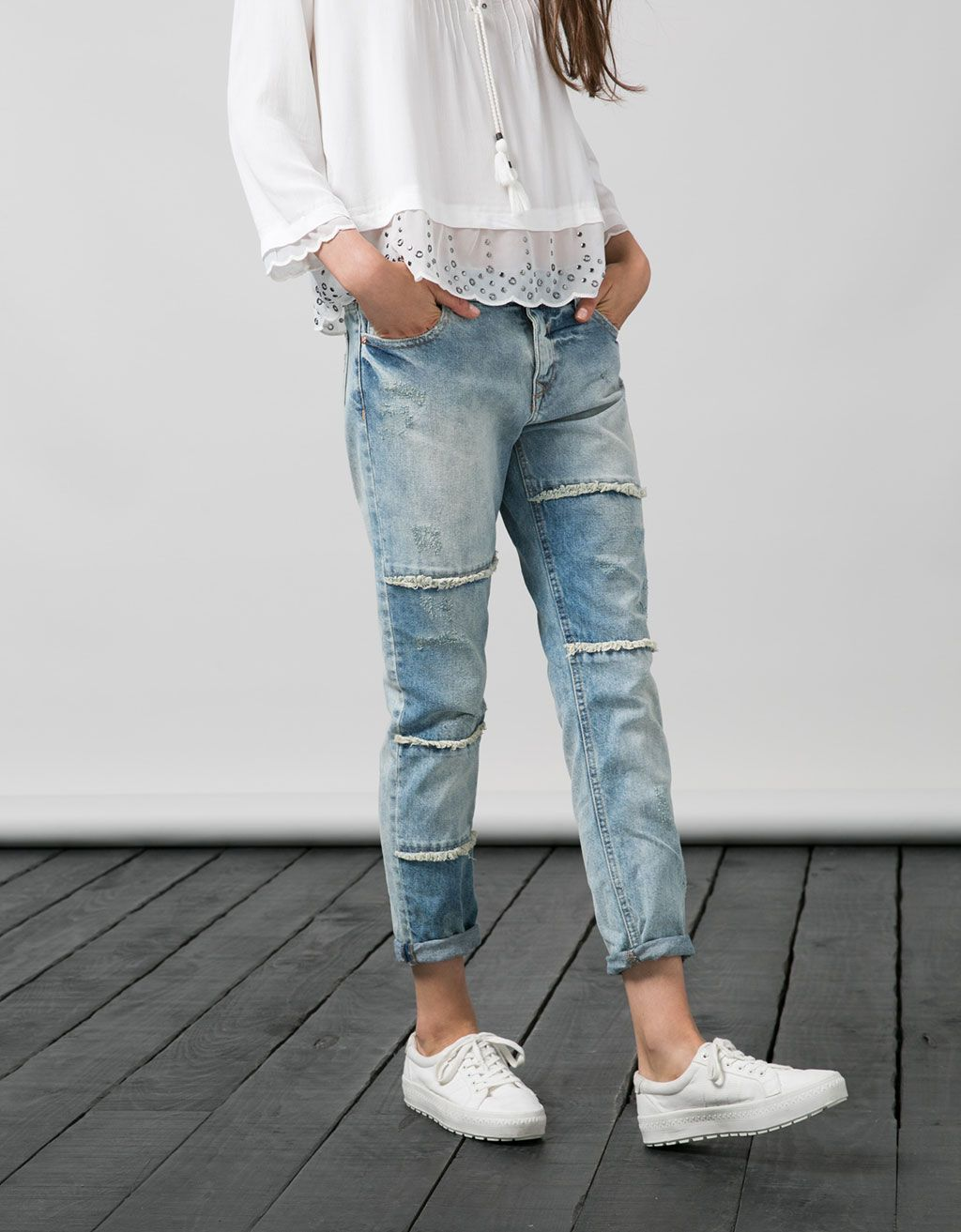 Jeans BSK relax 35,99 €